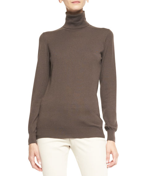 Outlet Best Prices Dolcevita Cashmere Turtleneck Sweater Loro Piana Shopping Online Outlet Sale Shop Your Own 3LmAHxkw