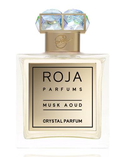 Musk Aoud Crystal Parfum, 100ml