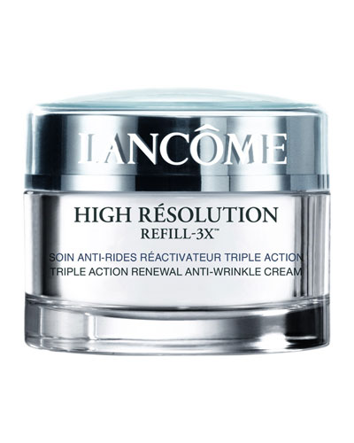 High Resolution Refill 3X Triple Action Renewal Anti-Wrinkle Cream, 1.7 oz