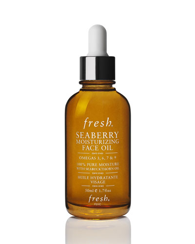 Seaberry Moisturizing Face Oil ,1.7 oz.