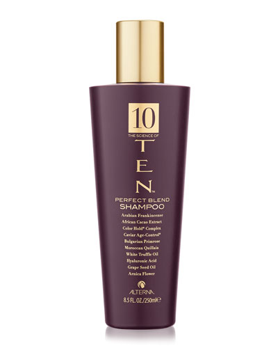 Ten Perfect Blend Shampoo, 8.5 oz.