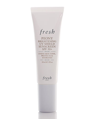Peony Brightening UV Shield Sunscreen SPF 50+, 30 mL