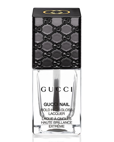 Gucci Makeup Gucci Bold High-Gloss Lacquer, Top Coat, 10 mL