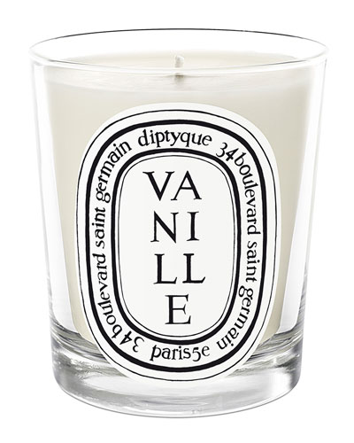 Scented Candle Vanilla, 6.5 oz.