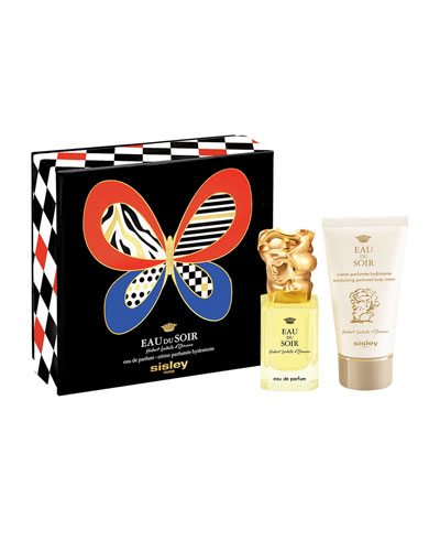 LIMITED EDITION Eau du Soir Butterfly Set, 30 mL