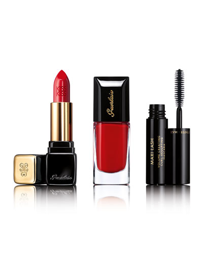 Guerlain KissKiss 2014 Holiday Set