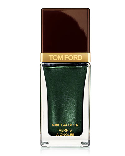 Tom Ford Beauty Nail Lacquer, Black Jade, 0.41 oz.