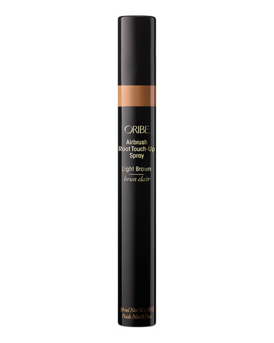 Airbrush Root Touch-Up Spray, Light Brown, 1 oz.