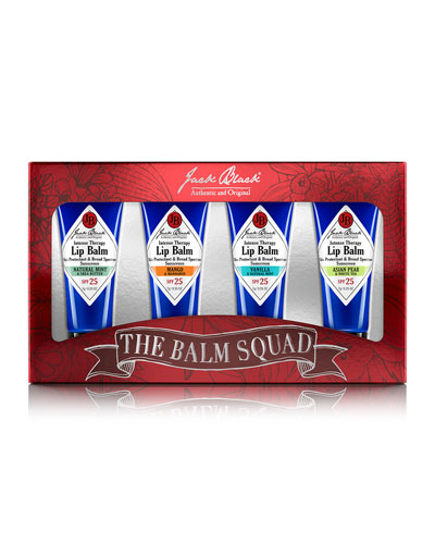 The Balm Squad Limited Edition, 0.25 oz. each