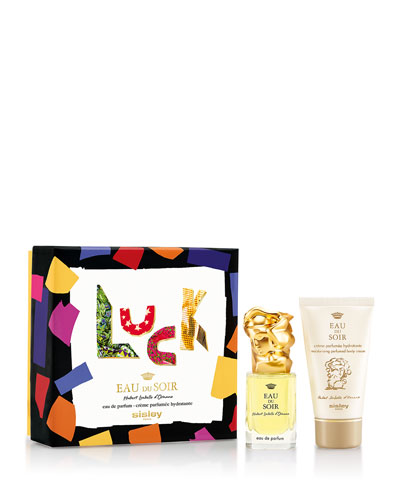 Limited Edition Eau du Soir Luck Set, 1 oz.