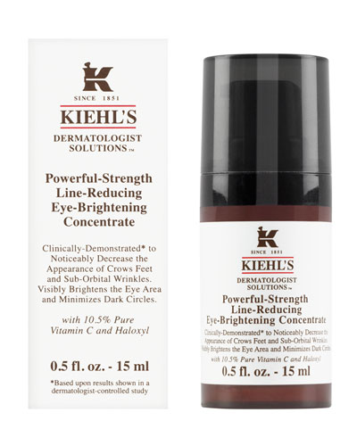 Powerful-Strength Line-Reducing Eye Brightening Concentrate, 0.5 oz.