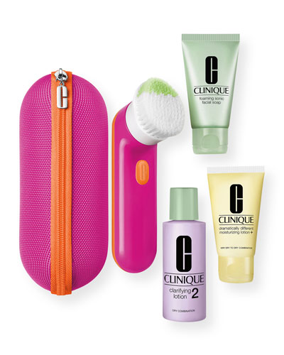 Limited Edition Clean Skin, Great Skin Set For Drier Skins ($125 Value)
