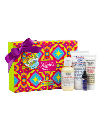 Limited Edition Nourishing Essentials Set by Peter Max