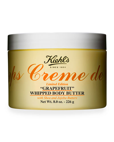 Limited Edition Crème de Corps Whipped Body Butter, Grapefruit, 8.0 oz.