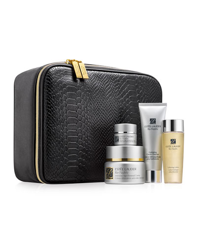 Limited Edition Re-Nutriv Indulgent Luxury for Face Intensive Age-Renewal Collection