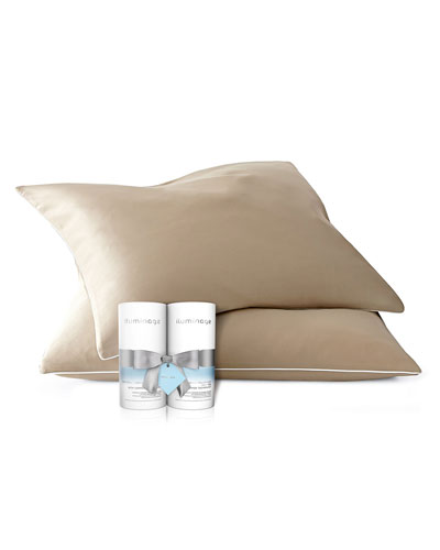 Exclusive King Size Pillowcase Set ($150 value)