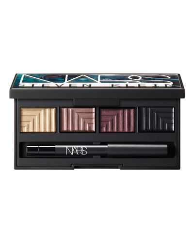 Limited Edition Dead of Summer Dual-Intensity Eye Shadow Palette ($90 Value)