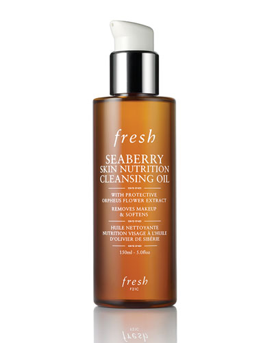 Seaberry Skin Nutrition Cleansing Oil, 5.0 oz.