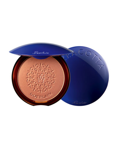 Limited Edition Terracotta Terra India Shimmering Bronzing Powder - Holiday Collection