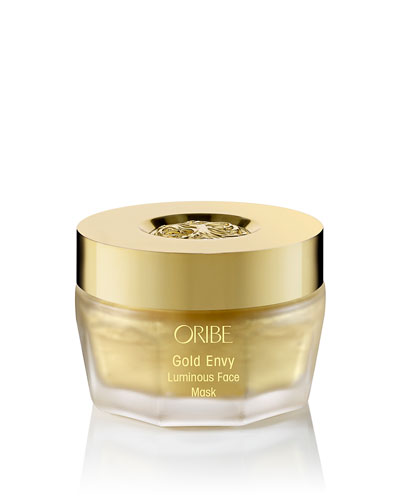 Gold Envy Luminous Face Mask