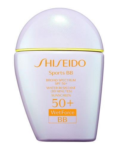 Sports BB Broad Spectrum SPF 50+ WetForce, Dark, 30 mL