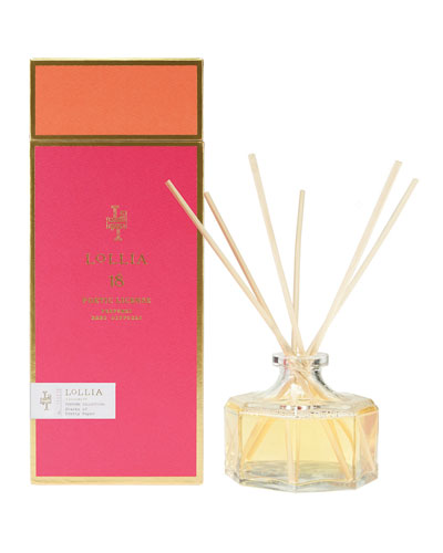 Stacks Of Pretty Paper Reed Diffuser, 8 oz.