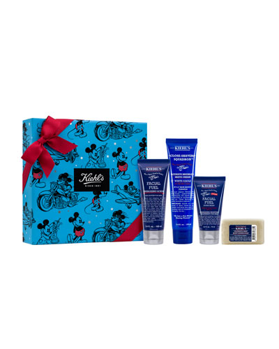 Special Edition Kiehl's X Disney Ultimate Man Refueling Set