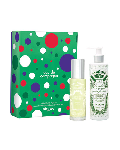 Limited Edition Eau De Campagne Set