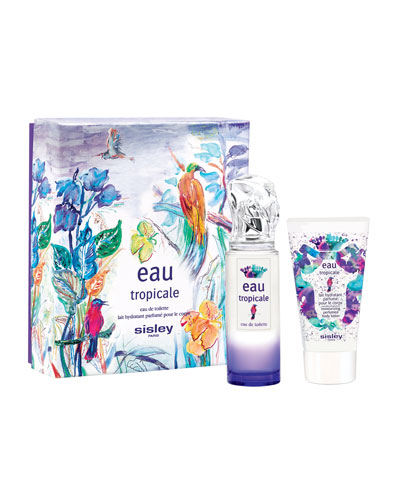 Limited Edition Eau Tropicale Set