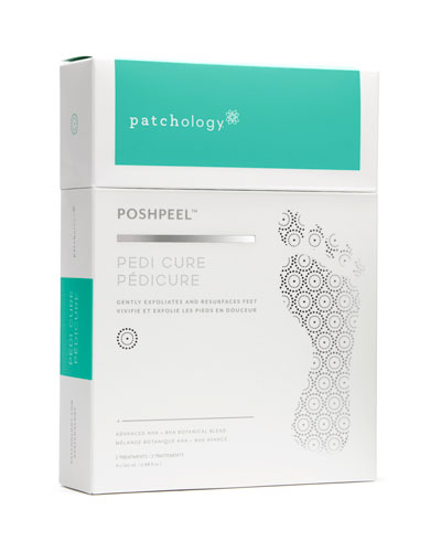 PoshPeel Pedi Cure – 1 Treatment