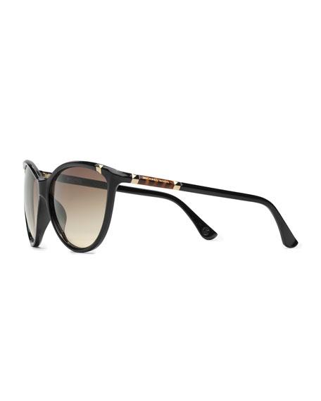 Michael Kors Camila Soft Cat-Eye Sunglasses