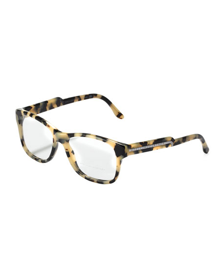 d261bdb778f13 Stella McCartney Oversized Square Frame Fashion Glasses