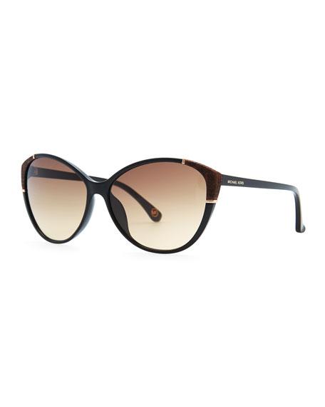 3445dd1a2ebe MICHAEL Michael Kors Paige Sunglasses