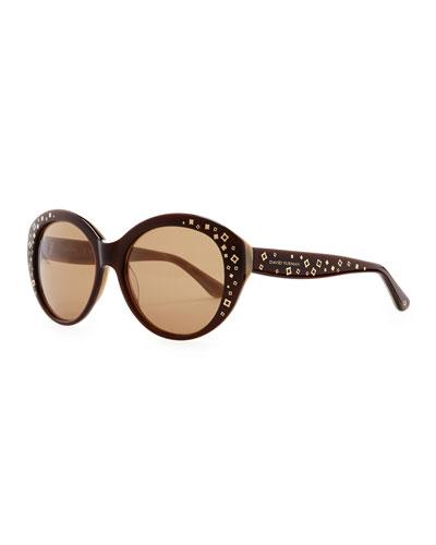 Quad Inlay Sunglasses