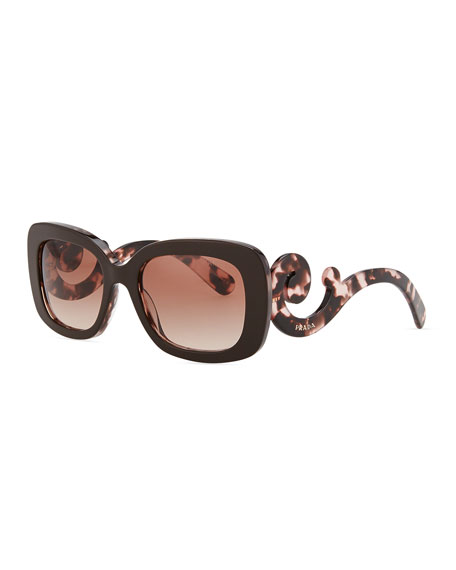 Square Brown Square Sunglasses Square Brown Baroque Sunglasses Baroque Sunglasses Baroque 9DWEH2I
