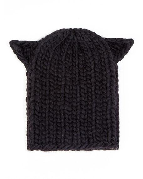ba5820e9e64 Eugenia Kim Felix Cat-Ear Knit Hat