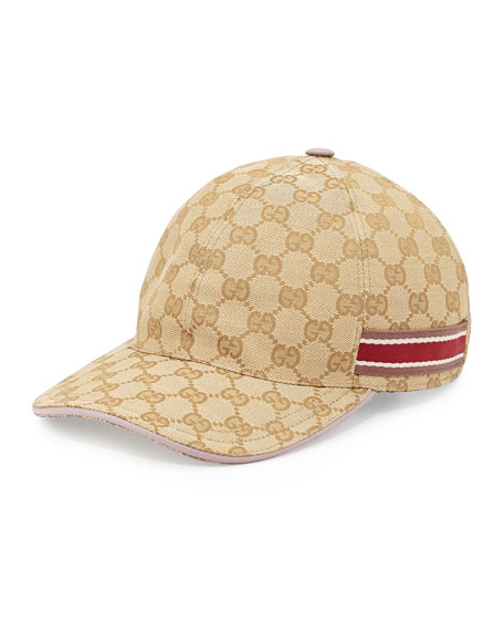 Gucci GG Canvas Baseball Hat 9ea601921