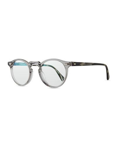 Gregory Peck Fashion Glasses, Gray