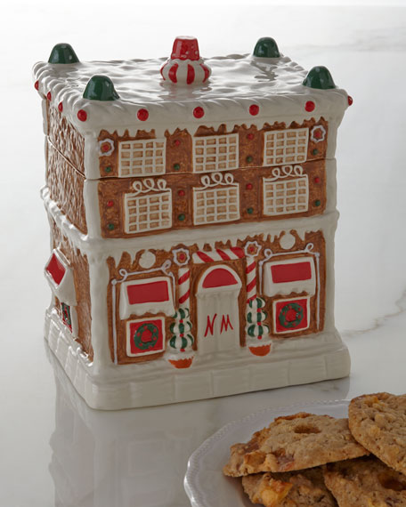 Nm Store Cookie Jar