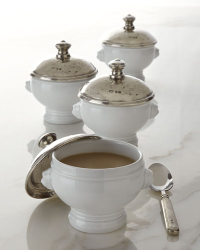 Individual Soup Bowl