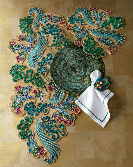 Masquerade Table Runner