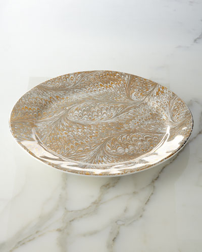 Firenze Medici Charger Plate