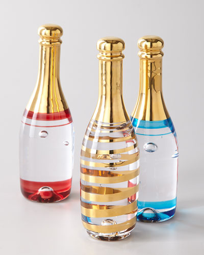 """Celebrate"" Champagne Bottle"