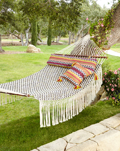 Courtly Check Hammock