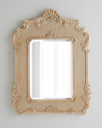 Rowena Carved Mirror