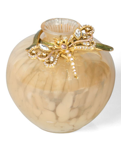 Alice Dragonfly Vase