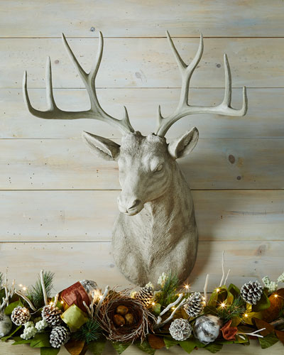 Buck Head Wall Mount