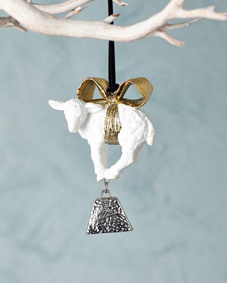 Michael Aram Little Lamb Christmas Ornament