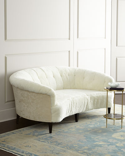 Hollis Sheepskin Sofa