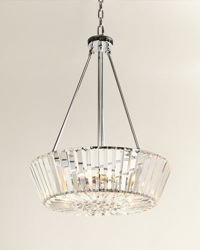 Crystal Palace Hanging Light Fixture